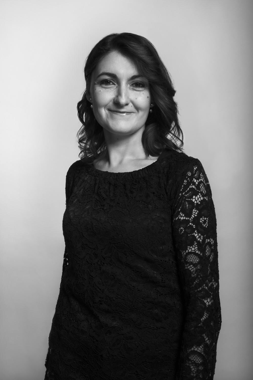 Portrait Lina, Stylistin