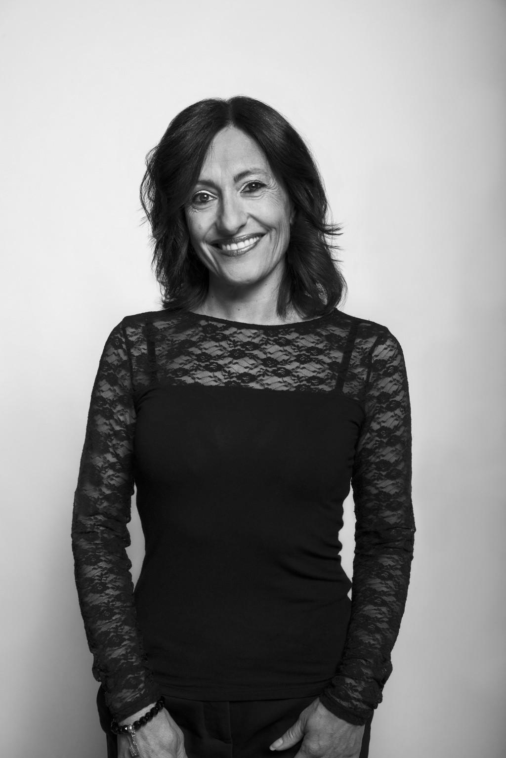 Portrait Marisa, Stylistin